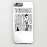 iPhone & iPod Case featuring cozy by kate gabrielle