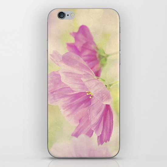 Cosmos in the Pink I iPhone & iPod Skin
