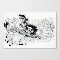 The Crown Canvas Print