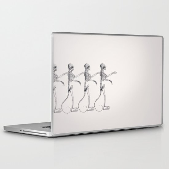 Hey Macarena! Laptop & iPad Skin