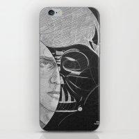 circlefaces iPhone & iPod Skin