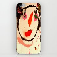 Carly iPhone & iPod Skin