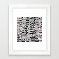 Opportunistic Species (P… Framed Art Print