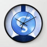 Strategos Wall Clock