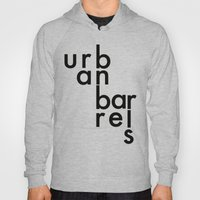 Urban Barrel Type Hoody