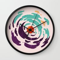 Sun Inside Me Wall Clock