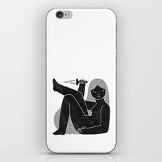 Trapped iPhone & iPod Skin