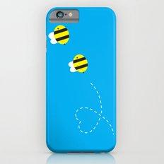 Bee in Love Slim Case iPhone 6s