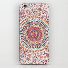 Sunflower Mandala iPhone & iPod Skin