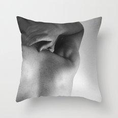 Form IV Throw Pillow