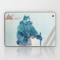Husky Exploration Laptop & iPad Skin