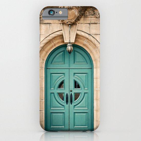 The Blue Door iPhone & iPod Case