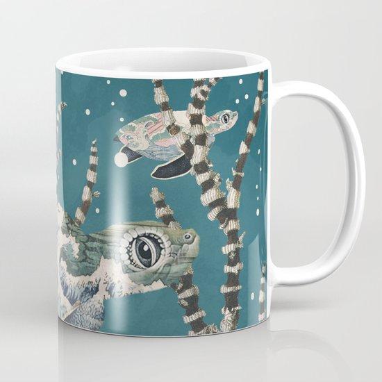 Turtle Migration Mug