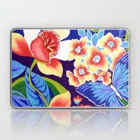 Whimsical Garden Laptop & iPad Skin
