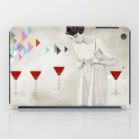 Women thoughts iPad Case
