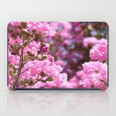 Memories of Pink Blossoms iPad Case
