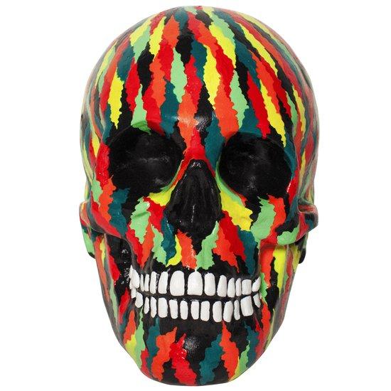 Upoko Skull Art Print