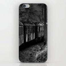 Spooky Train iPhone & iPod Skin