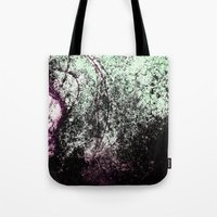 Stain Abstract 1 Tote Bag