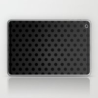 BlackPolka Dots G61 Laptop & iPad Skin
