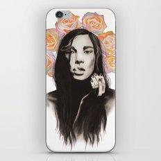 Natalia iPhone & iPod Skin