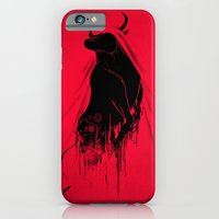 iPhone & iPod Case featuring Revenge Of The Toro by Anwar Rafiee