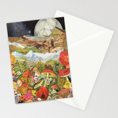 Shrooms Stationery Cards