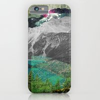 iPhone Cases featuring Experiment am Berg 4 by Marko Köppe