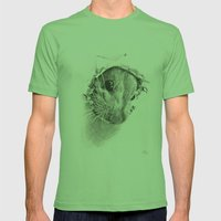 Pickaboo! Mens Fitted Tee Grass SMALL