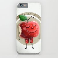 apple iPhone & iPod Cases featuring Apple by Lime