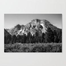 Wyoming's Splendor Canvas Print