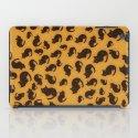 Too many kitties Leopard print iPad Case