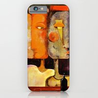 iPhone & iPod Case featuring Faces by Gabriele Perici
