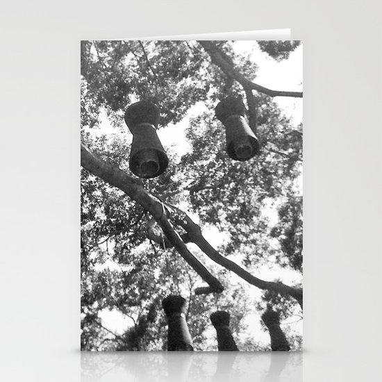Hanging Garden Stationery Card