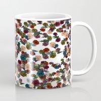 mini floral Mug