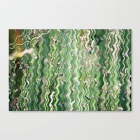 Can't See The Forest Canvas Print