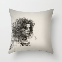 Involuntary Dilation Of … Throw Pillow