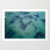 Life At Sea Art Print
