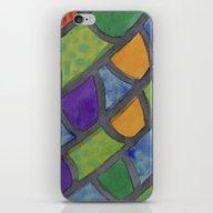Pattern Of Butterfly Win… iPhone & iPod Skin