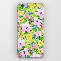 Floreale iPhone & iPod Skin