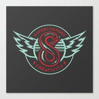 S6 Supercharged Canvas Print