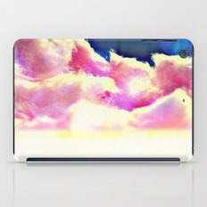 COTTON CANDY CLOUDS iPad Case