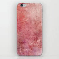 Pink Texture iPhone & iPod Skin