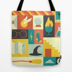 King's Cross - Harry Potter Tote Bag