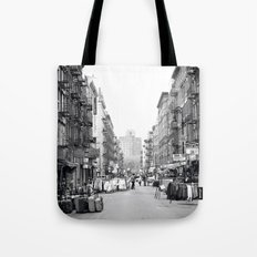 Lower East Side Market Tote Bag