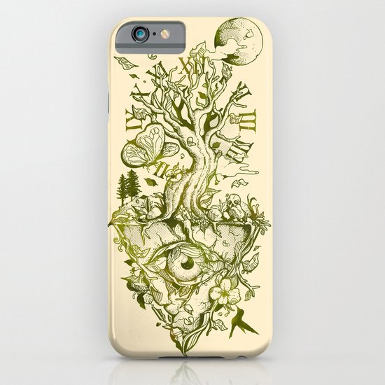 A Glimpse in Time iPhone & iPod Case