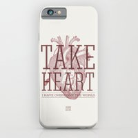 Take Heart iPhone 6 Slim Case