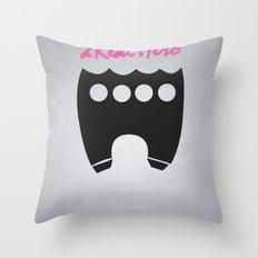 Drive - Minimalist Poster 02 Throw Pillow
