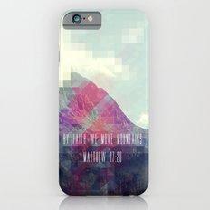 Matthew 17:20 Slim Case iPhone 6s
