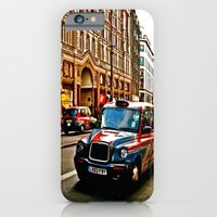 iPhone & iPod Case featuring Streets of London by JuliHami